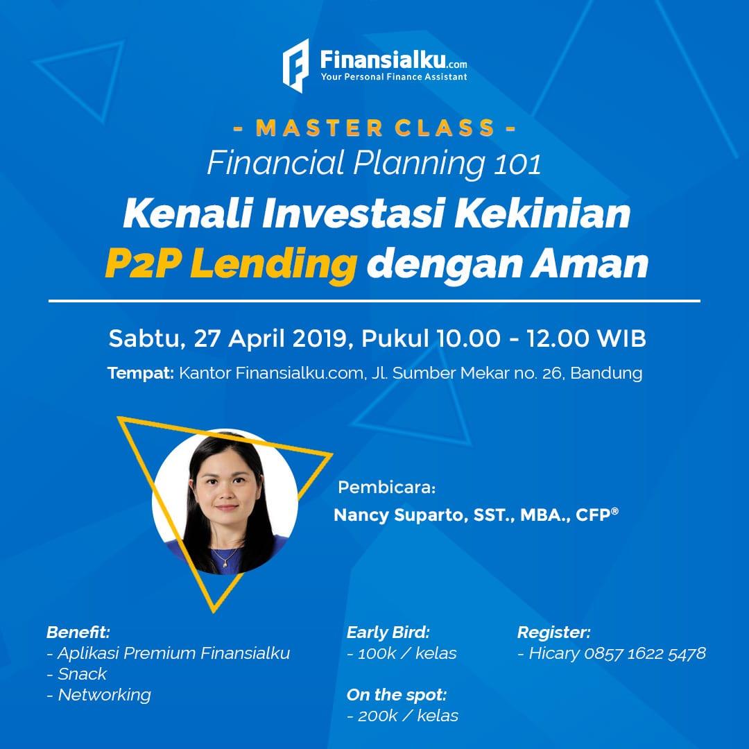 MasterClass P2P Lending