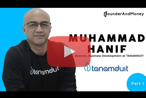 Founder And Money Ngobrol bareng Muhammad Hanif Business Development TANAMDUIT Part 1