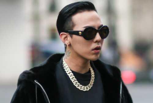 Artis Kpop Terkaya 07 G-Dragon - Finansialku
