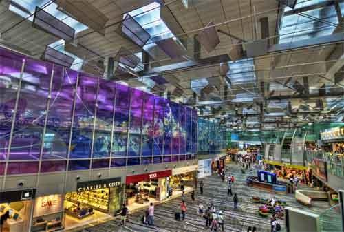 Bandara Terbaik di Dunia 2019 02 Changi