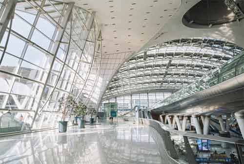 Bandara Terbaik di Dunia 2019 04 Incheon