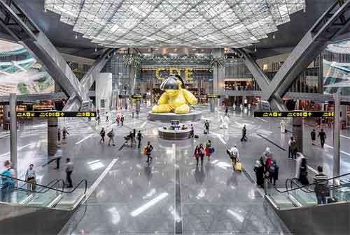 Bandara Terbaik di Dunia 2019 05 Hamad