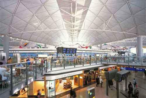 Bandara Terbaik di Dunia 2019 06 Hong Kong