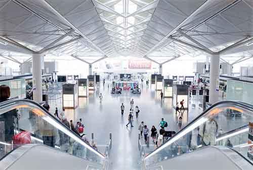 Bandara Terbaik di Dunia 2019 07 Nagoya