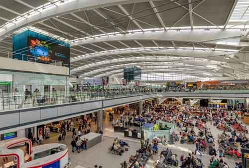 Bandara Terbaik di Dunia 2019 09 Heathrow