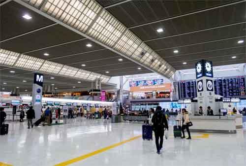 Bandara Terbaik di Dunia 2019 10 Narita