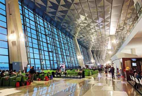 Bandara Terbaik di Dunia 2019 12 Soekarno-Hatta