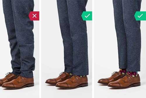 Bikin Ga Keren! Ini Dia Kesalahan Berpakaian Pria yang Harus Kamu Ketahui! 07 Kesalahan Berpakaian Pria 7 - Finansialku
