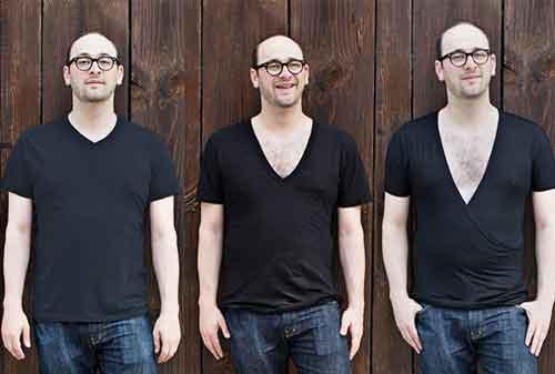 Bikin Ga Keren! Ini Dia Kesalahan Berpakaian Pria yang Harus Kamu Ketahui! 08 Kesalahan Berpakaian Pria 8 - Finansialku
