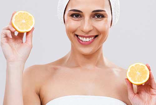 Cara Menghilangkan Bekas Jerawat Paling Mudah dan Alami 08 Lemon - Finansialku