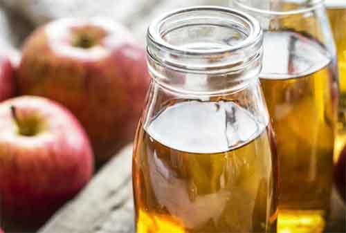 Cara Menghilangkan Jerawat Dengan Mudah dan Alami 04 Cuka Apel - Finansialku