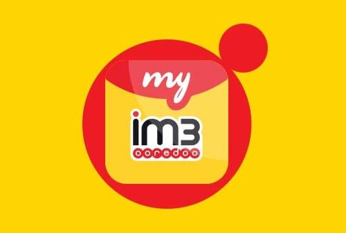 Cek Kuota Indosat 05 (Aplikasi MyIM3) - Finansialku
