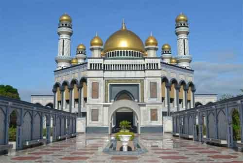 Destinasi Wisata Brunei Darussalam 02 Bandar Seri Begawan - Finansialku