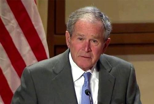 Gaya Kepemimpinan George W. Bush 02 - Finansialku