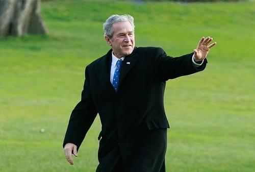 Gaya Kepemimpinan George W. Bush 03 - Finansialku