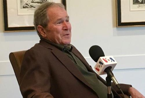 Gaya Kepemimpinan George W. Bush 06 - Finansialku