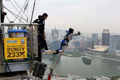 Harga Bungee Jumping 07 Macau - Finansialku