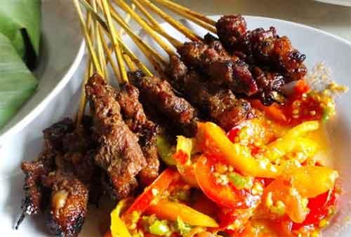 Jenis Sate Warisan Kuliner Nusantara 03 Sate Maranggi - Finansialku