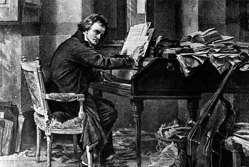 Kata-kata Bijak Ludwig Van Beethoven 04 - Finansialku