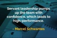Kata-kata Bijak Marcel Schwantes Memompa Tim dengan Percaya Diri - Finansialku