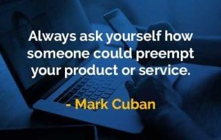 Kata-kata Bijak Mark Cuban Bertanya Pada Diri Sendiri - Finansialku