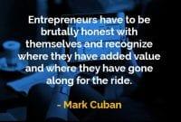 Kata-kata Bijak Mark Cuban Pengusaha Harus Jujur - Finansialku