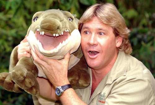 Kata-kata Motivasi Steve Irwin 02 - Finansialku