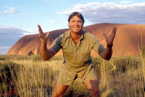 Kata-kata Motivasi Steve Irwin 05 - Finansialku