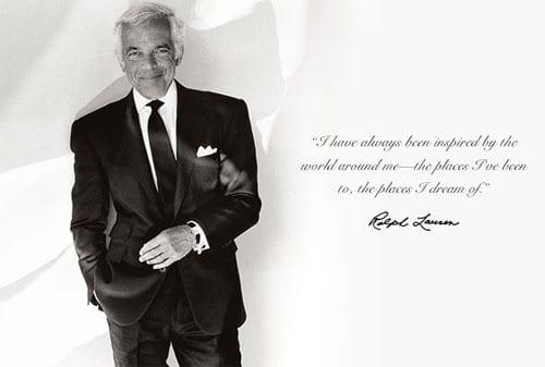 Kisah Sukses Ralph Lauren 03 - Finansialku