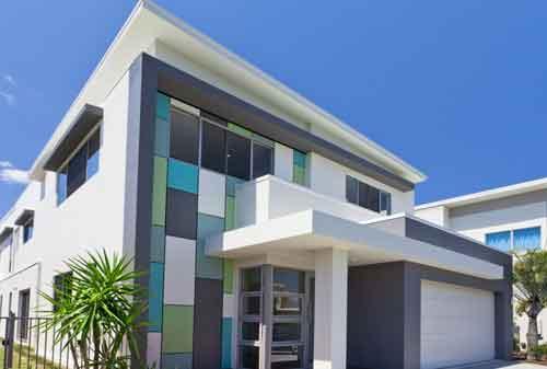 62+ Gambar Rumah Warna Cat Biru Gratis Terbaru