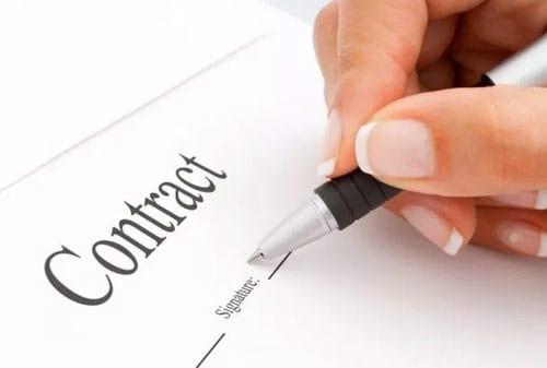 Kontrak Kerja yang Sah 03 - Finansialku