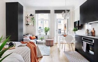 Miliki 5+ Perabot Untuk Apartemen Studio, Bikin Betah Tinggal! 01 - Finansialku