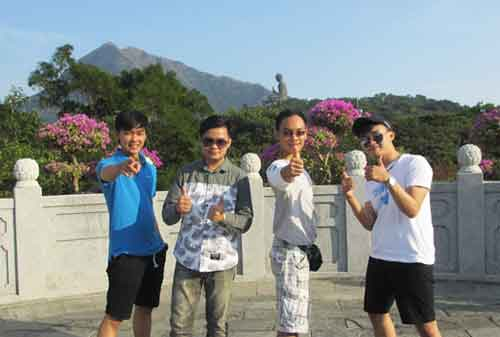 Patung Buddha Terbesar Di Hong Kong 07 - Finansialku