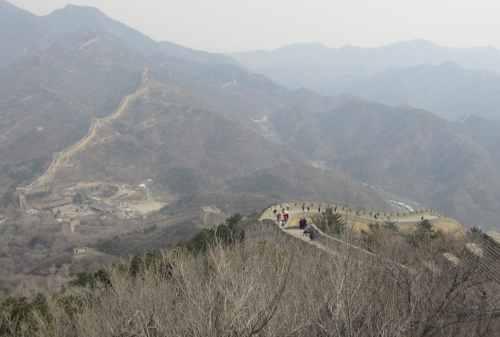 Petualangan Tak Terlupakan Meniti Tembok China 02 - Finansialku