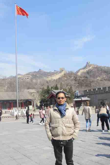 Petualangan Tak Terlupakan Meniti Tembok China 07 - Finansialku
