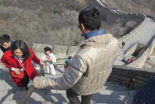 Petualangan Tak Terlupakan Meniti Tembok China 08 - Finansialku