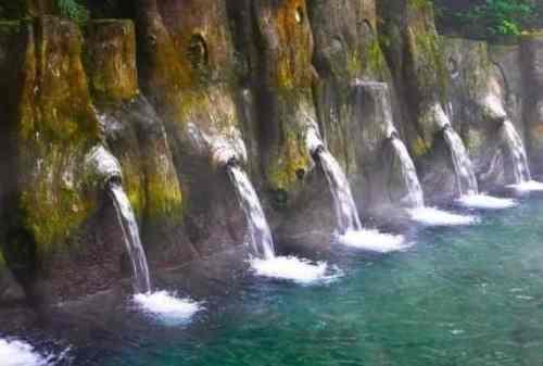 Tempat Wisata Jawa Tengah 12 Taman Air Panas Guci - Finansialku