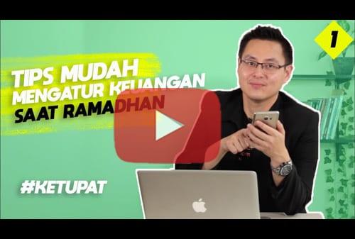 3 Tips Mudah Mengatur Keuangan Keluarga di Bulan Ramadhan #KETUPAT  Eps 1
