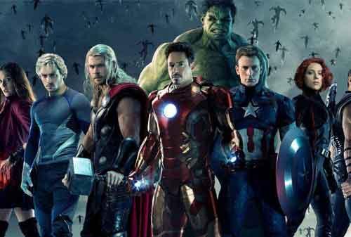 7 Film Marvel Terlaris yang Menghasilkan Pendapatan Triliunan 03 The Avengers - Finansialku