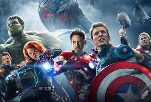 7 Film Marvel Terlaris yang Menghasilkan Pendapatan Triliunan 04 Avangers Age of Ultron - Finansialku