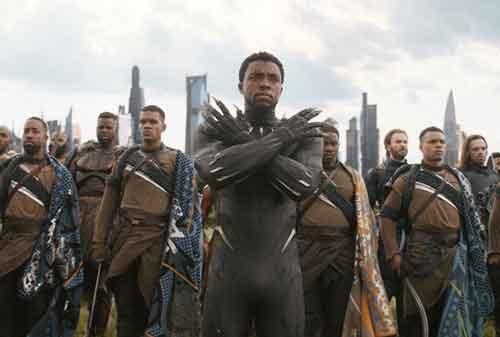 7 Film Marvel Terlaris yang Menghasilkan Pendapatan Triliunan 05 Black Panther - Finansialku