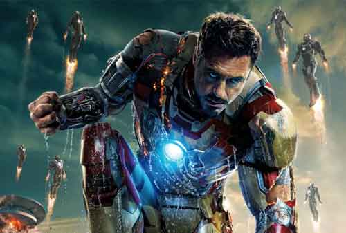 7 Film Marvel Terlaris yang Menghasilkan Pendapatan Triliunan 06 Iron Man 3 - Finansialku