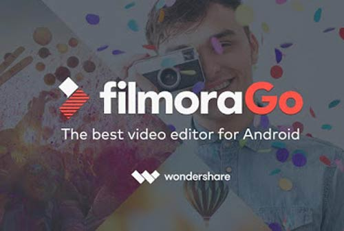 Aplikasi Edit Video Android Terbaik 02 (FilmoraGo) - Finansialku