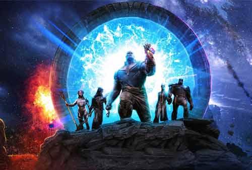 Avenger Endgame 03 - Finansialku