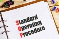Definisi Standard Operational Procedures SOP Adalah 01 - Finansialku