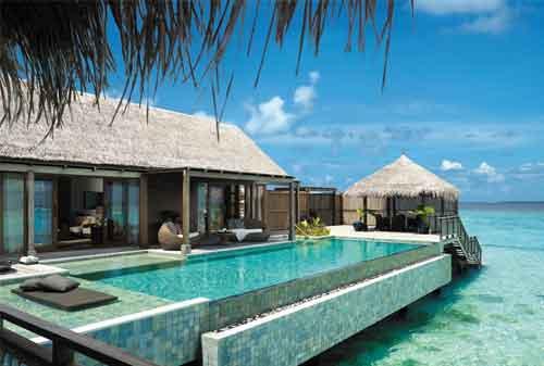 Fantastis! Intip 10 Resort Maldives yang Super Mewah dan Super Muahal! 10 - Finansialku
