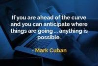 Kata-kata Bijak Mark Cuban Berada di Depan Tikungan - Finansialku