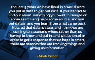 Kata-kata Bijak Mark Cuban Hidup di Dunia - Finansialku