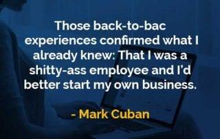 Kata-kata Bijak Mark Cuban Karyawan yang Menyebalkan - Finansialku