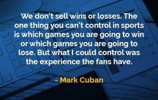 Kata-kata Bijak Mark Cuban Tidak Menjual Untung Atau Rugi - Finansialku